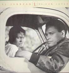 L Is For Lovers - Vinile LP di Al Jarreau