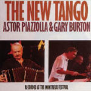 CD The New Tango Astor Piazzolla , Gary Burton