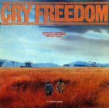 Cry Freedom - Vinile LP di George Fenton
