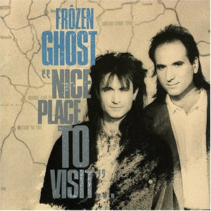 CD Nice Place To Visit di Frozen Ghost