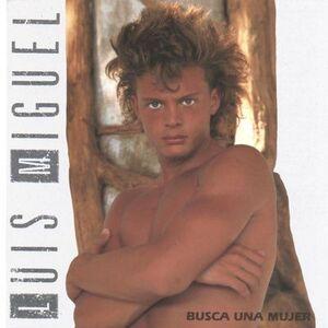 CD Busca Una Mujer di Luis Miguel
