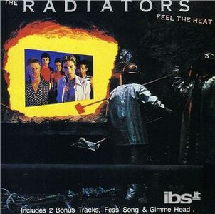 CD Feel the Heat di Radiators