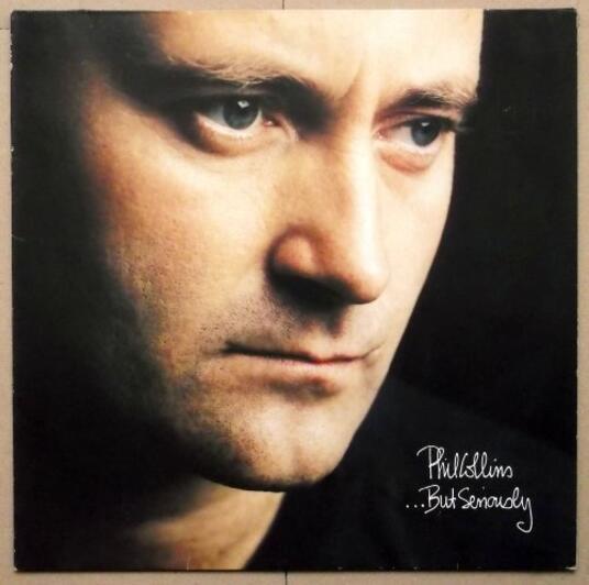 But Seriously - Vinile LP di Phil Collins