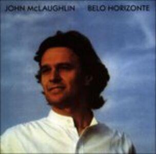 Foto Cover di Belo Horizonte, CD di John McLaughlin, prodotto da Import