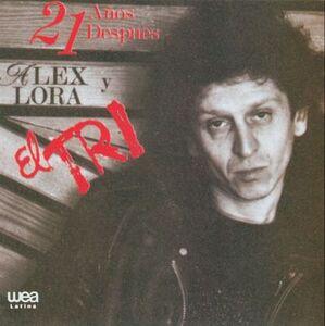 CD 21 Anos Despues di El Tri