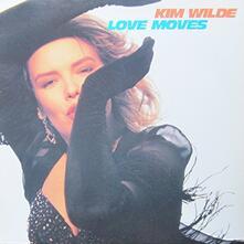 Love Moves - Vinile LP di Kim Wilde