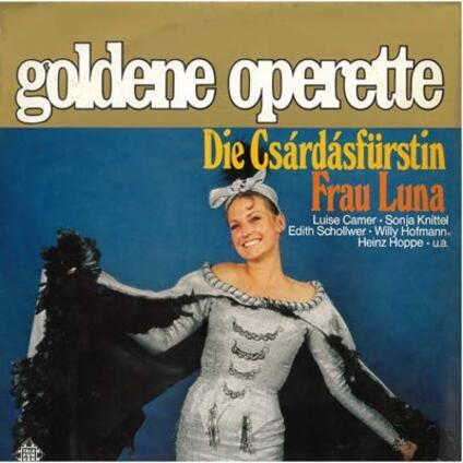 Goldene operette - Vinile LP di Emmerich Kalman