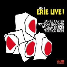 Live! Vol.1: Erie - Vinile LP di Daniel Carter
