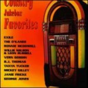 CD Country Jukebox Favorites