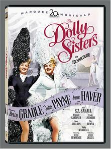 The Dolly Sisters (DVD) di Irving Cummings - DVD