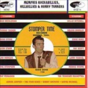 CD Memphis Rockabillies vol.1