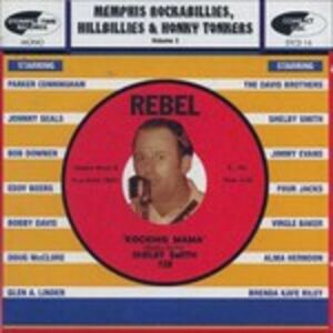 CD Memphis Rockabillies vol.3