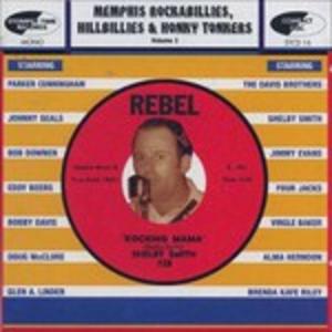 CD Memphis Rockabillies vol.3