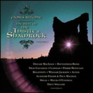 CD Best of Thistle & Shamrock