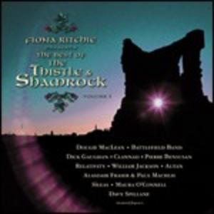 CD Best of Thistle & Shamrock