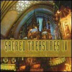 CD Sacred Treasures vol.4