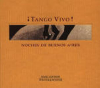 Tango Vivo: Noches de Buenos Aires - CD Audio