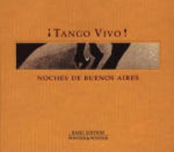 CD Tango Vivo: Noches de Buenos Aires