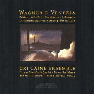 Wagner e Venezia - CD Audio di Uri Caine
