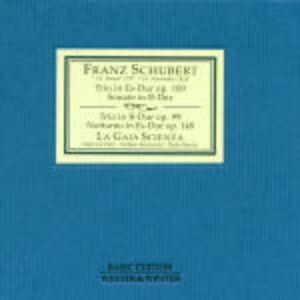 CD La gaia scienza di Franz Schubert