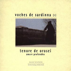 CD Voches de Sardinna I di Cuncordu de Orosei