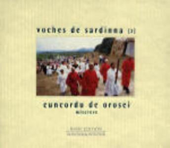 Miserere - CD Audio di Cuncordu de Orosei