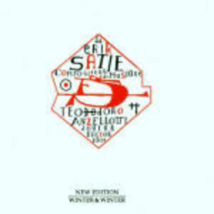 Joueur d'Accordeon - CD Audio di Erik Satie,Teodoro Anzellotti