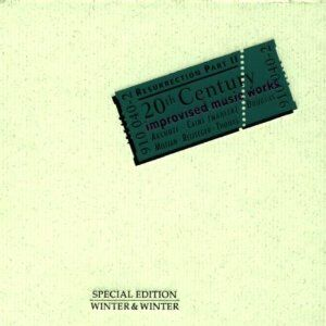 CD Improvised Music Works Resurrection part 2
