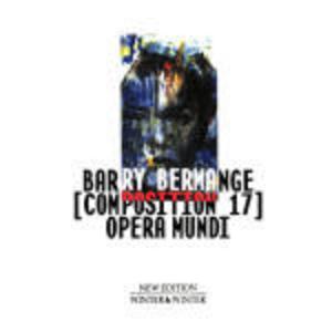 CD Opera Mundi di Barry Bermange