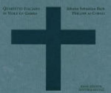 CD Preludi ai corali di Johann Sebastian Bach