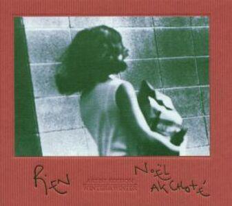 Foto Cover di Rien, CD di Noël Akchoté, prodotto da Winter & Winter