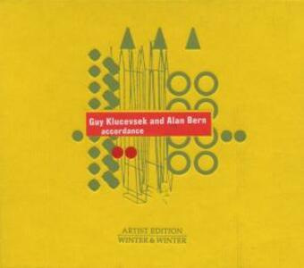 Accordance - CD Audio di Guy Klucevsek