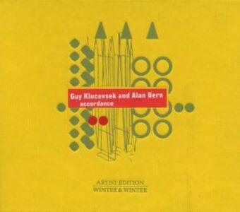 Foto Cover di Accordance, CD di Guy Klucevsek, prodotto da Winter & Winter