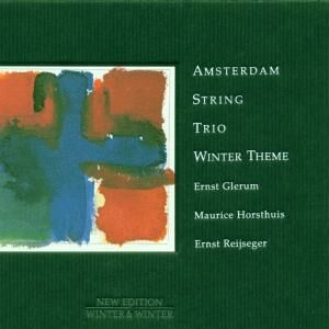 CD Winter Theme di Amsterdam String Trio