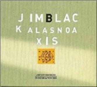 CD Alas No Axis di Jim Black