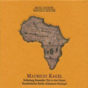 Foto Cover di Trio in Drei Satzen, CD di Mauricio Kagel, prodotto da Winter & Winter