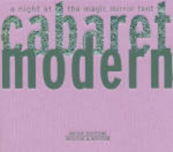 CD A Night at the Magic Mirror Tent di Cabaret Modern