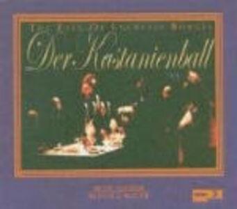CD Der Kastanienball. The Fall of Lucrezia Borgia