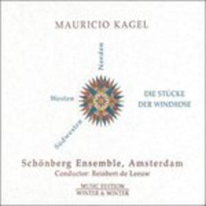 Windrose - CD Audio di Mauricio Kagel