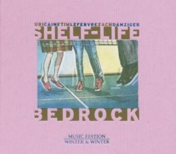 Foto Cover di Bedrock Shelf-Life, CD di Uri Caine, prodotto da Winter & Winter