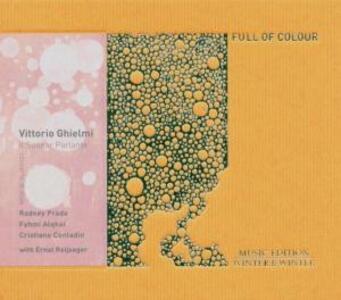 Full of Colour - CD Audio di Vittorio Ghielmi