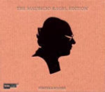 The Mauricio Kagel Edition - CD Audio di Mauricio Kagel