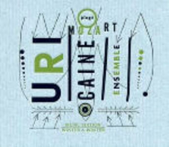 CD Uri Caine Ensemble Plays Mozart di Uri Caine (Ensemble)