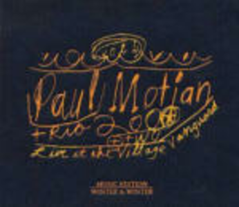 CD Live at the Village Vanguard vol.1 di Paul Motian (Trio 2000 + Two)