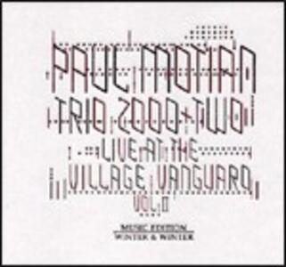 Live at the Village Vanguard vol.2 - CD Audio di Paul Motian