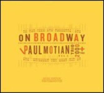 CD Two on Broadway vol.5 di Paul Motian (Trio 2000 + Two)