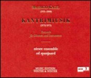 CD Kantrimiusik di Ed Spanjaard