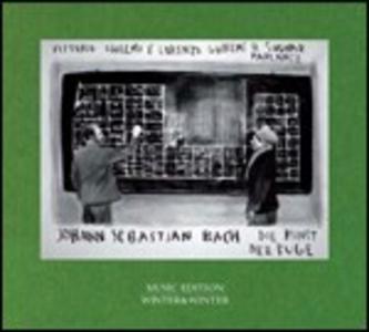CD L'arte della fuga (Die Kunst der Fugue)