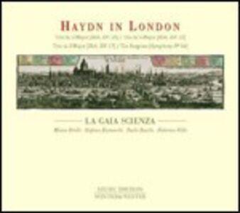 CD Haydn in London di Franz Joseph Haydn
