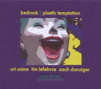 CD Plastic Temptation di Bedrock
